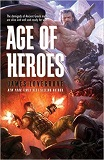 Age of Heroes-by James Lovegrove cover