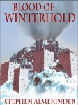 Blood of Winterhold-by Stephen Almekinder cover