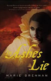 In Ashes Lie-by Marie Brennan cover