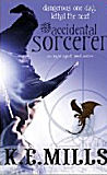 The Accidental Sorcerer-by K. E. Mills cover