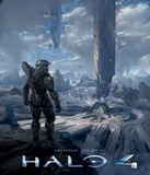 Awakening: The Art of Halo 4-by Paul Davies cover pic