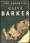 The Essential Clive Barker-edited by Clive Barker cover