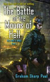 The Battle at the Moons of Hell-by Graham Sharp Paul cover