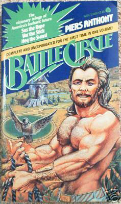 Battle Circle-by Piers Anthony cover