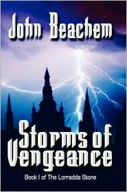 Storms of Vengeance-by John Beachem cover
