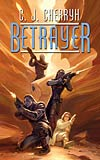 Betrayer (Foreigner Universe #12)-by C. J. Cherryh cover pic