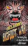 Bigfoot War-by Eric S. Brown cover pic