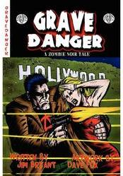 Grave Danger-by Jim Bryant cover