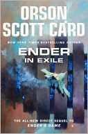 Ender in Exile-by Orson Scott Card cover