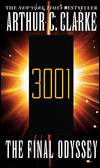 3001: The Final Odyssey-by Arthur C. Clarke cover pic