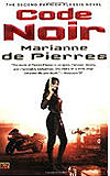 Code Noir-by Marianne de Pierres cover