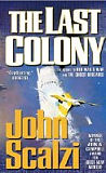 The Last Colony-by John Scalzi cover