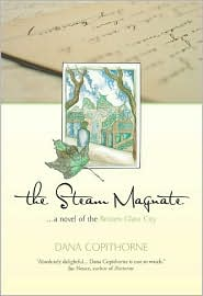 The Steam Magnate-by Dana Copithorne cover