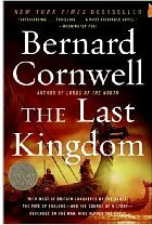 The Last Kingdom-by Bernard Cornwell cover pic