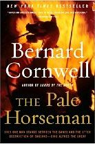 The Pale Horseman-by Bernard Cornwell cover