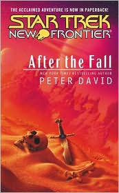 New Frontier: After the Fall-edited by Peter David cover