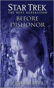 TNG: Before Dishonor-edited by Peter David cover