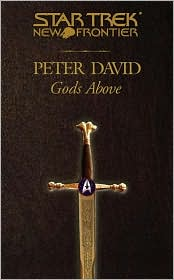 New Frontier: Gods Above-edited by Peter David cover