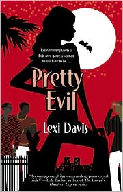 Pretty Evil-by Lexi Davis cover