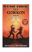 I.K.S. Gorkon: Honor Bound-by Keith R.A. DeCandido cover