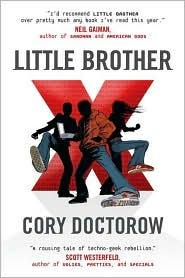 Little Brother-edited by Cory Doctorow cover