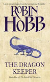 The Dragon Keeper -by Robin Hobb cover