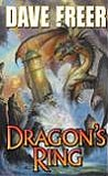 Dragon's Ring-by Dave Freer cover