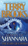 The Elves of Cintra-by Terry Brooks cover
