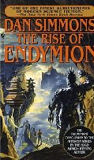 The Rise of Endymion-by Dan Simmons cover