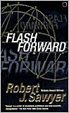 Flashforward-by Robert J. Sawyer cover