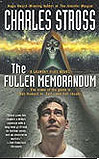 The Fuller Memorandum: Book 3 of The Laundry series-by Charles Stross cover