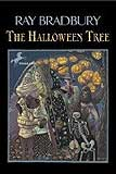 The Halloween Tree-by Ray Bradbury cover