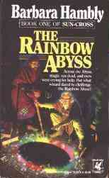 The Rainbow Abyss-by Barbara Hambly cover pic