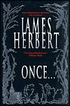 Once-by James Herbert cover