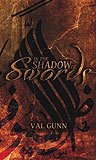 In the Shadow of Swords-by Val Gunn cover