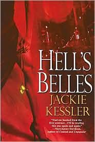 Hell's Belles-by Jackie Kessler cover pic