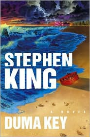 Duma Key-by Stephen King cover