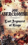 Last Argument of Kings-by Joe Abercrombie cover
