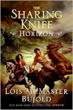 Horizon � Book Four of The Sharing Knife -by Lois McMaster Bujold cover