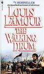 The Walking Drum-by Louis L'Amour cover pic