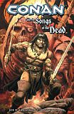 Conan and the Songs of the Dead-by Joe R. Lansdale, Timothy Truman cover