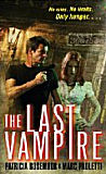The Last Vampire-by Patricia Rosemoor, Marc Paoletti cover