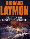 Night in the Lonesome October-by Richard Laymon cover pic