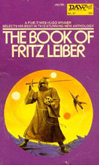 The Book of Fritz Leiber-by Fritz Leiber cover