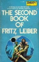 The Second Book of Fritz Leiber-by Fritz Leiber cover