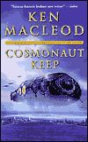 Cosmonaut Keep-by Ken MacLeod cover