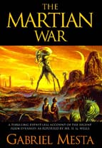 The Martian War-by Gabriel Mesta cover