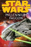Millennium Falcon-by James Luceno cover