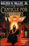 A Canticle for Leibowitz-by Walter M. Miller, Jr. cover pic