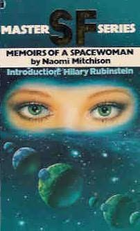 Memoirs of a Spacewoman-by Naomi Mitchison cover